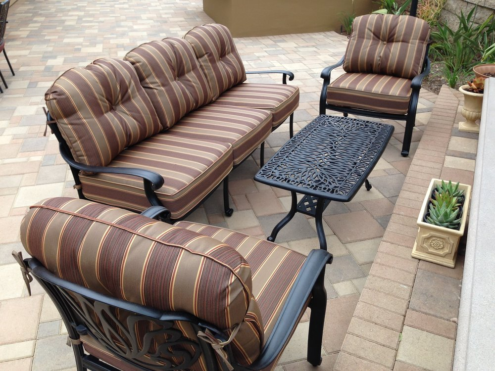 outdoor furniture in orange county