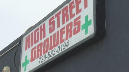 high street growers marijuana dispensary burglary