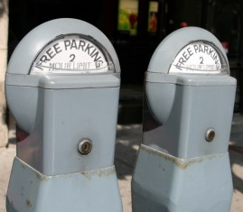 Free parking in downtown urban spaces is an antiquated idea. Photo: Sean Carruthers via Flickr: