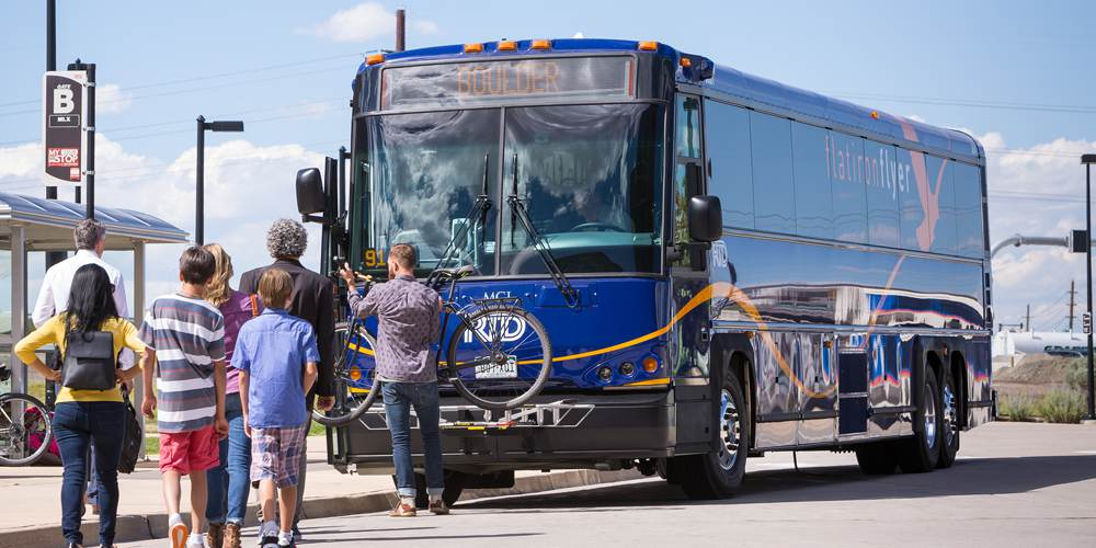 """RTD's Flatiron Flyer Is an Upgrade, But Don't Call It """"Bus Rapid"""