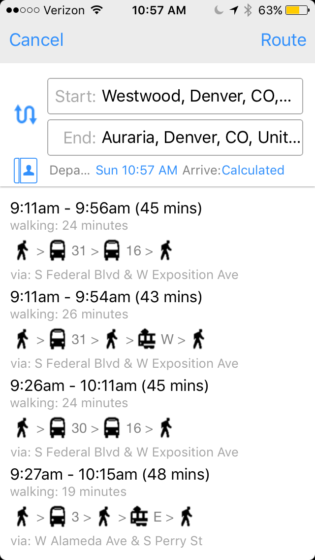 Looking for Real-Time RTD Bus Information? Here Are Your