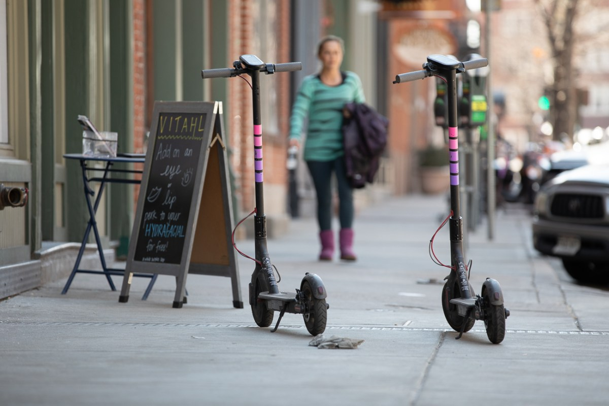 Commentary: Scooters Another Sign of Big Tech Colonizing Public Spaces