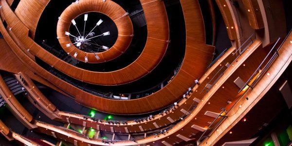the ellie caulkins opera house denver center for the - 1500×750