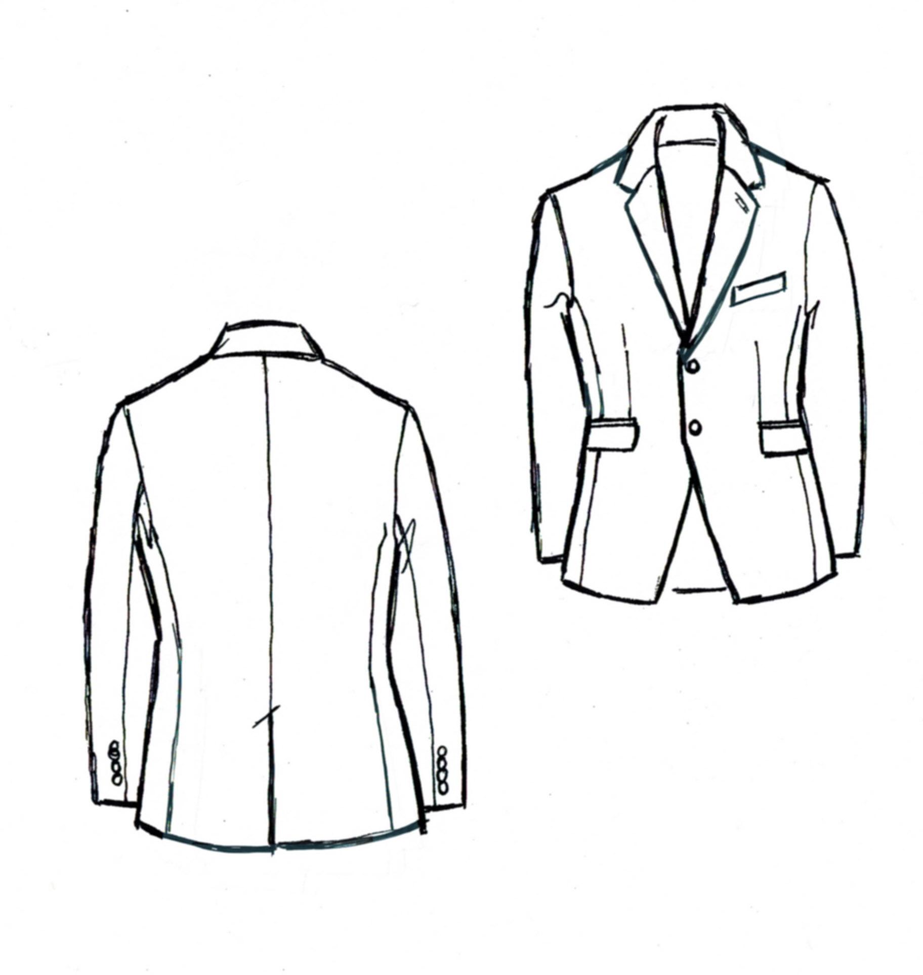 Patch Pocket Suit Denver Bespoke Custom Tailored Suits