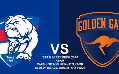 Denver vs Golden Gate Saturday