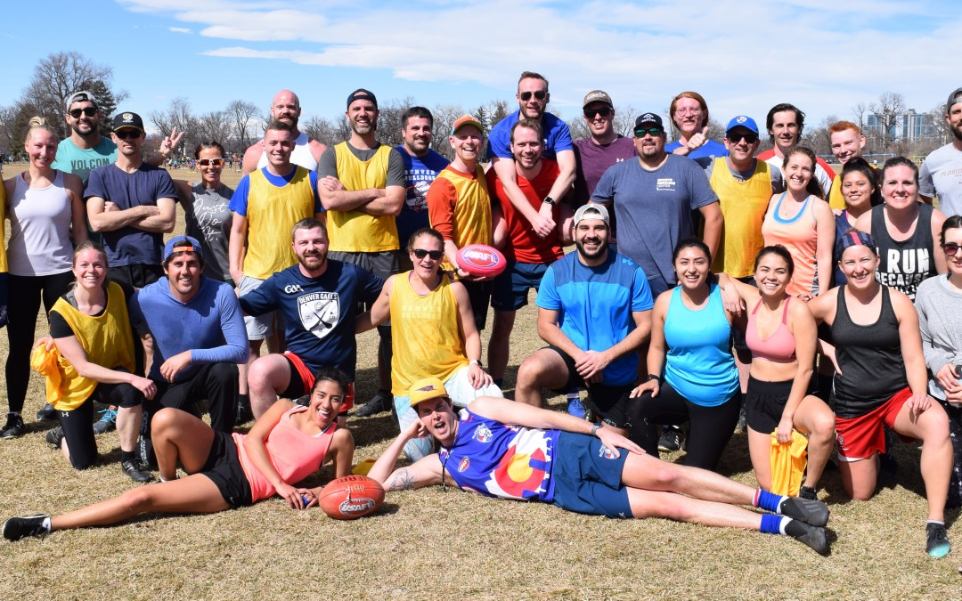 Denver Bulldogs see impressive turnout at preseason Aussie Ball trainings