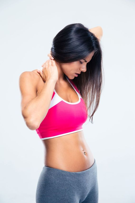 Neck Pain Tips & Exercises