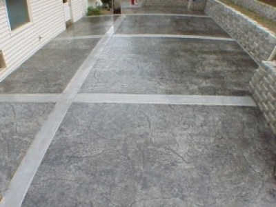 Denver Custom Concrete Patio