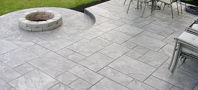 denver stamped concrete services