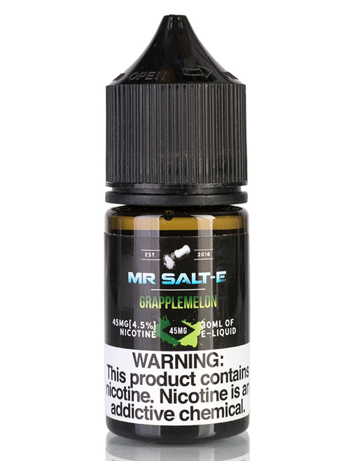 Sameday Delivery | Mr. Salt-E Grapplemelon salt 30ml-online vapestore