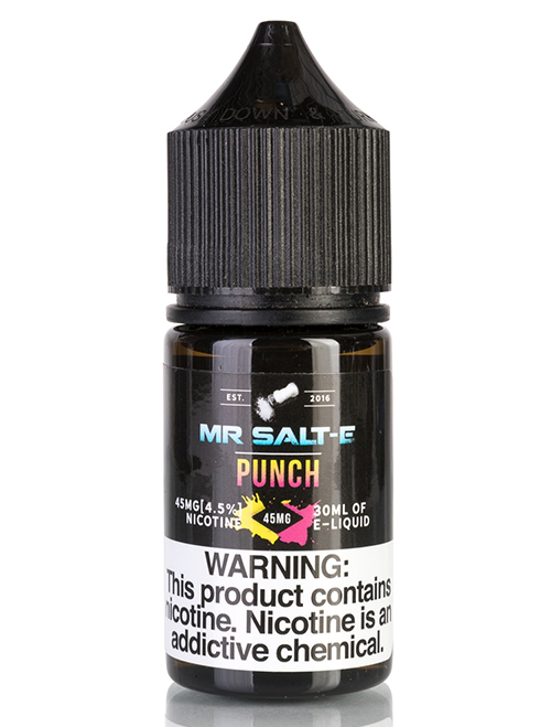 Sameday Delivery | Mr. Salt-E Punch SALT 30ml-online vapestore