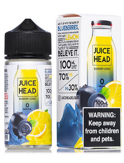 Sameday Delivery| JJuice Head blueberry lemon online vapestore