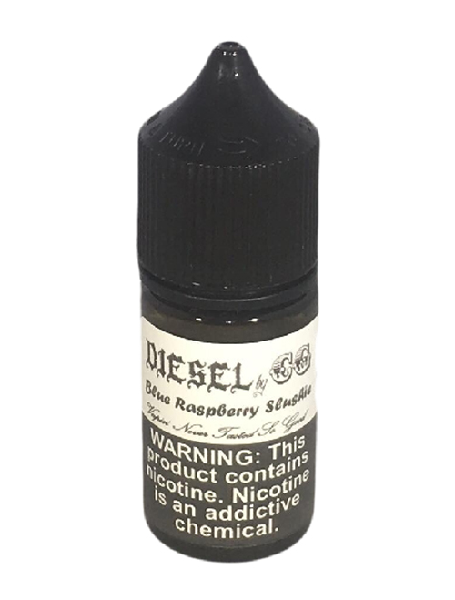 Sameday Delivery| Diesel By Cg Blue Raspberry Slushie- online vapestore