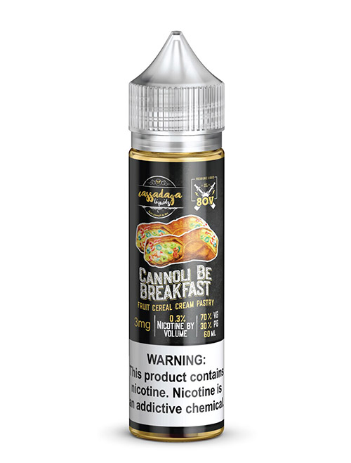 Same day Delivery | Cannoli Be Breakfast - online vapestore