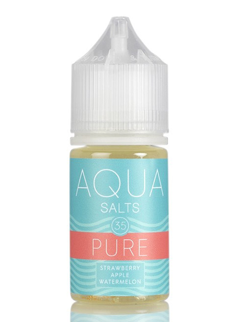 Sameday Delivery | aqua pure salt- Vapestore