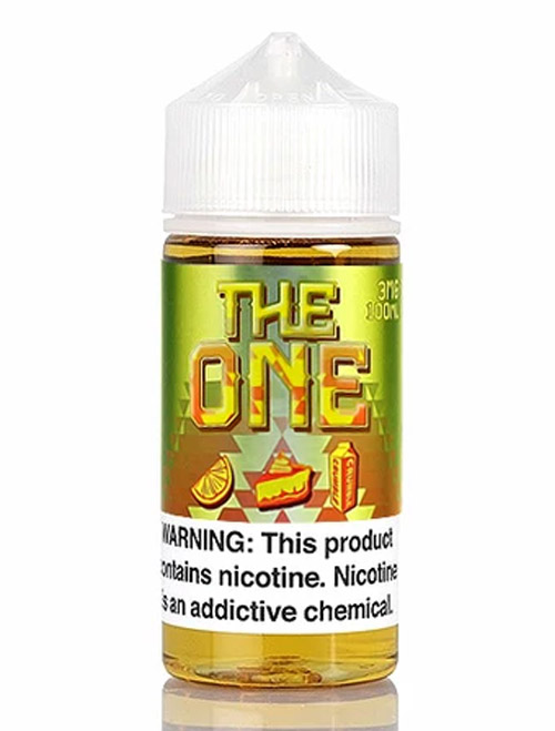 the one lemon Same day Delivery| The ONE the one lemo  -100ml Online vapestorelorado