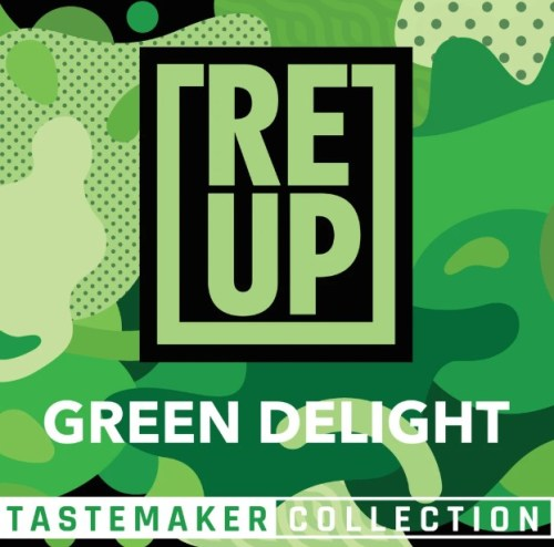 Sameday Delivery | Green delight One Flavor Shot-ONLINE VAPESTORE