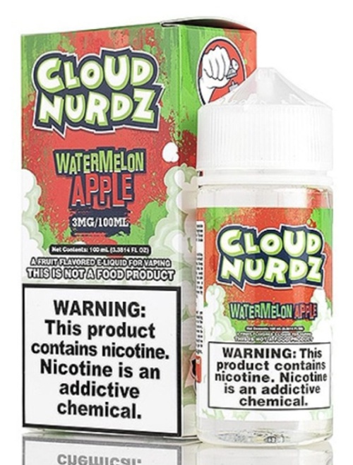 Same Day Delivery | cloud nurds grape apple 100ML - Online vapestore