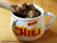 2011 Green Chili World Cookoff Winner