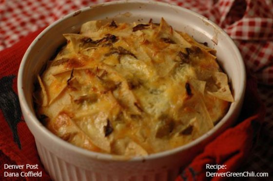 Recipe for Chile Relleno Casserole