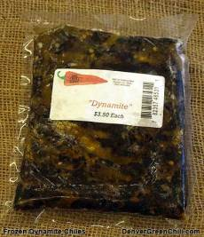 Dynamite Chiles from Brighton