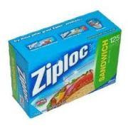 Zip loc sandwich bag
