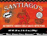 Green Chile Sauce from Santiago's