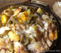 Spicy Apricot Stuffing