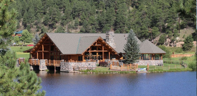 Evergreen Lake House