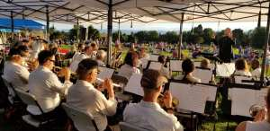 denver municipal band at cranmer park