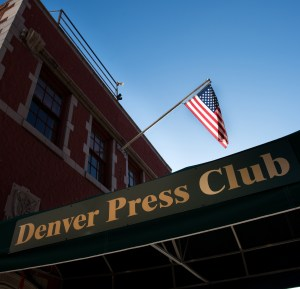 Denver Press Club outside