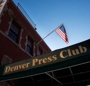 Denver Press Club outside