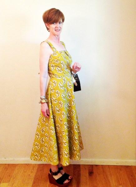 Vintage SEwing Pattern Advance 4876