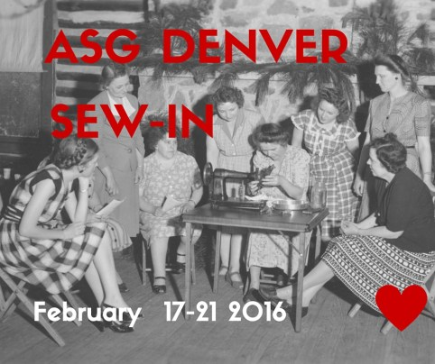 Sewing Group, American Sewing Guild Denver