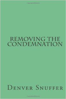 Removing the Condemnation