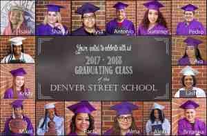 Graduation invite 2018