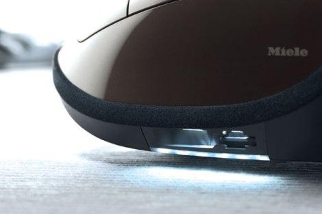 Miele Complete C3 Brilliant UniQ Exclusive underbody lights