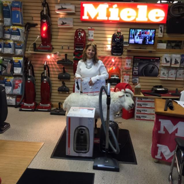Buy Miele S8990 in Denver