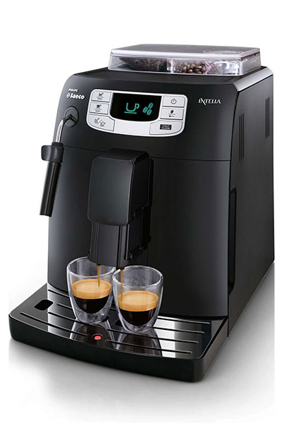 Saeco-Intelia-Focus Coffee Espresso Machine
