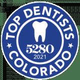 5280 Top Dentist Award