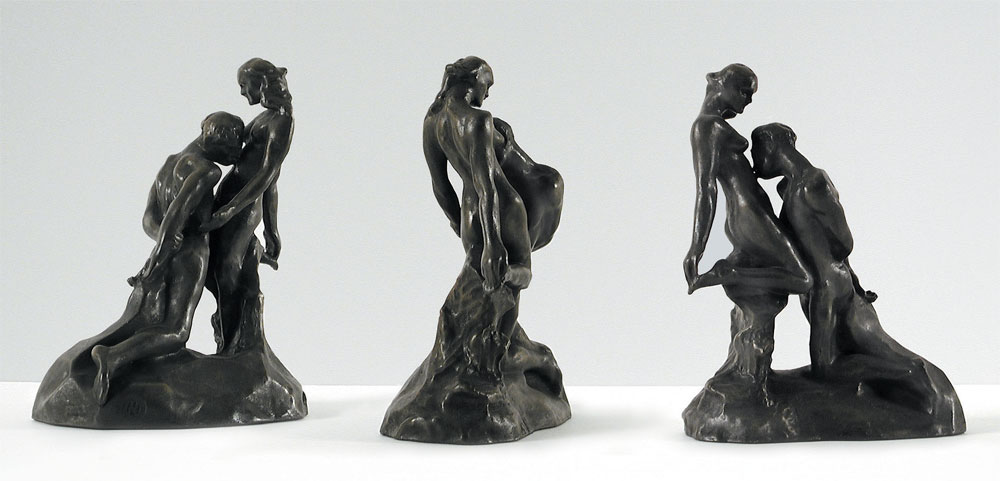 Rodin's Eternal Idol