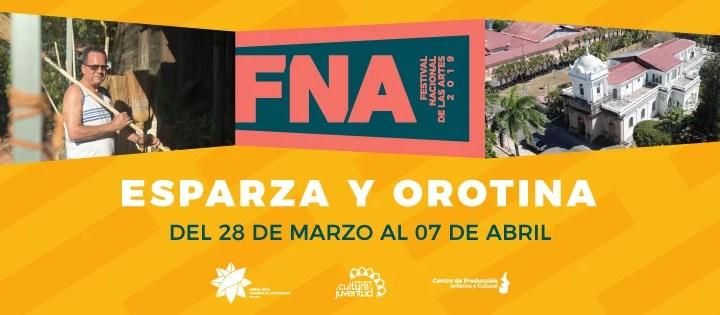 Festival Nacional de las Artes llegará a Orotina y Esparza con 80 espectáculos y más de 1.300 artistas