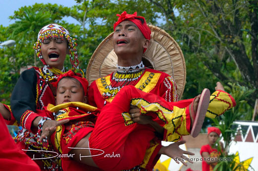 Paladong Festival 2017 Cambatong
