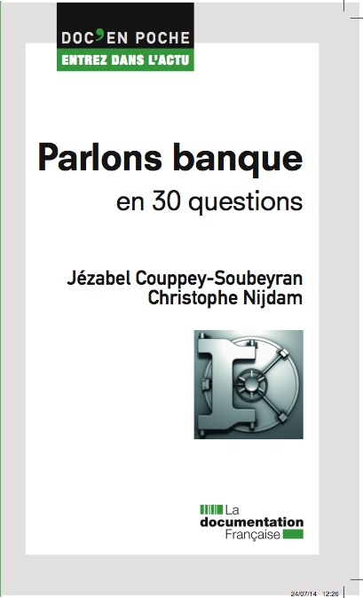 Une vision critique et didactique de la banque de l'après-crise par deux experts. 90 pages, éditions La documentation française