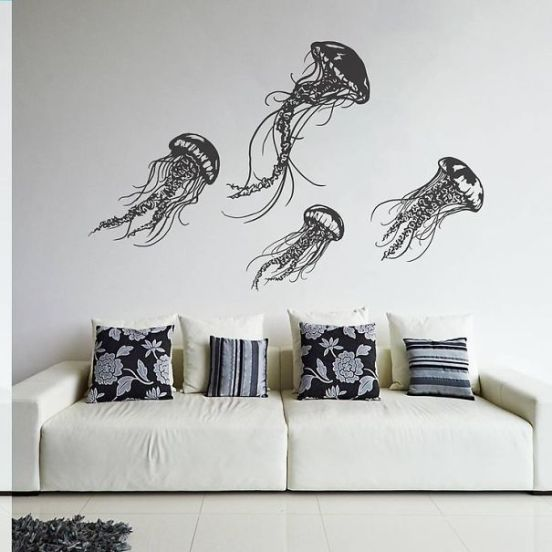 Eye-Deceiving-Ghostly-Silhouettes-That-Make-Your-Wall-Full-of-Magic7__605