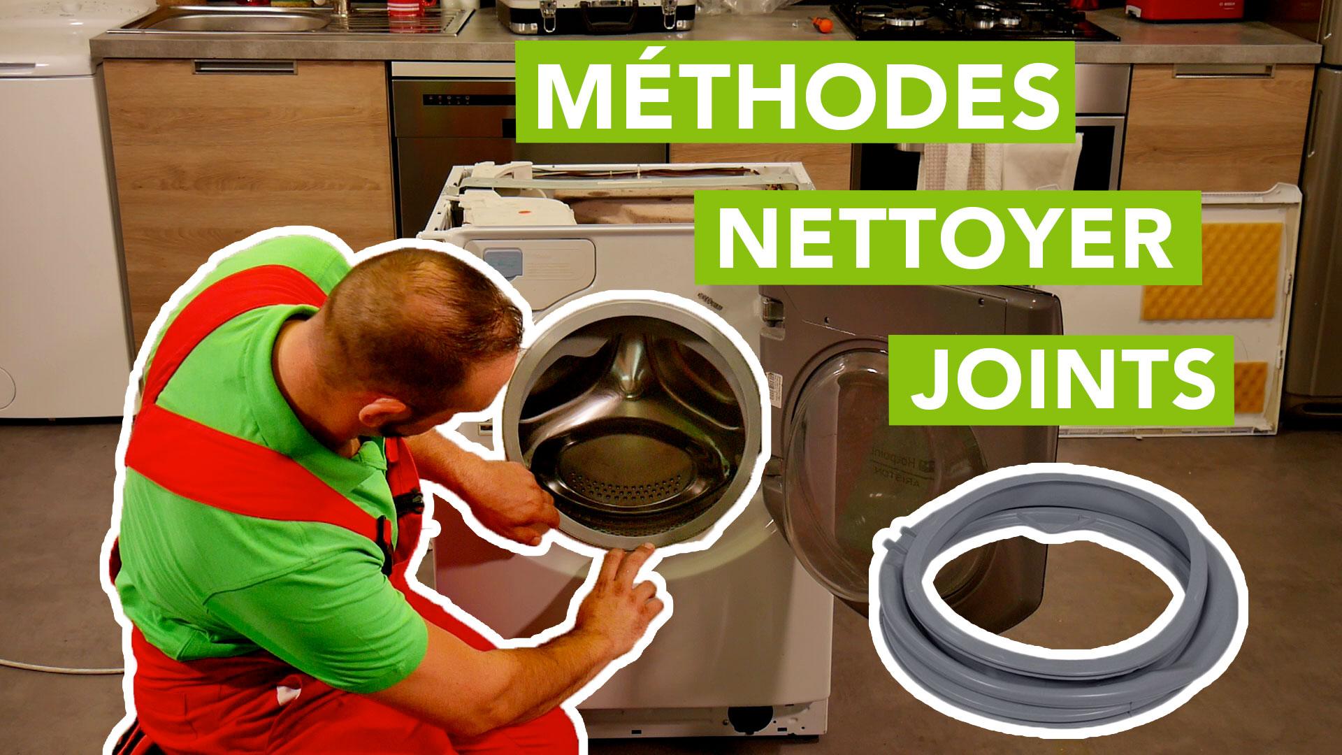 methodes pour nettoyer les joints de ses appareils électroménager