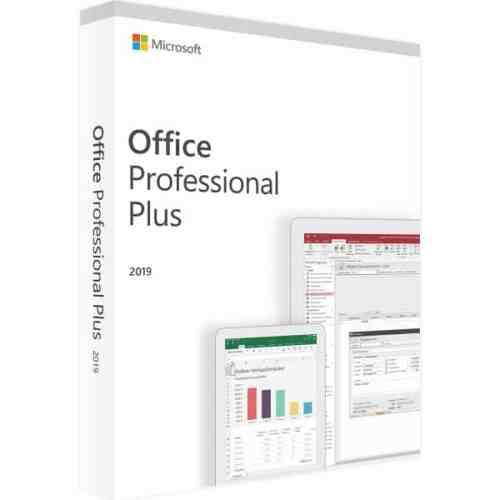 office professionnel plus 2019