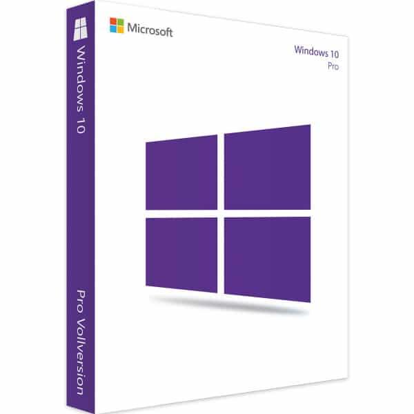 windows 10 64 bits professionnel