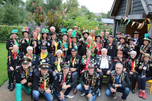 Papbuikdag 2021 & groepsfoto & nieuwe leden
