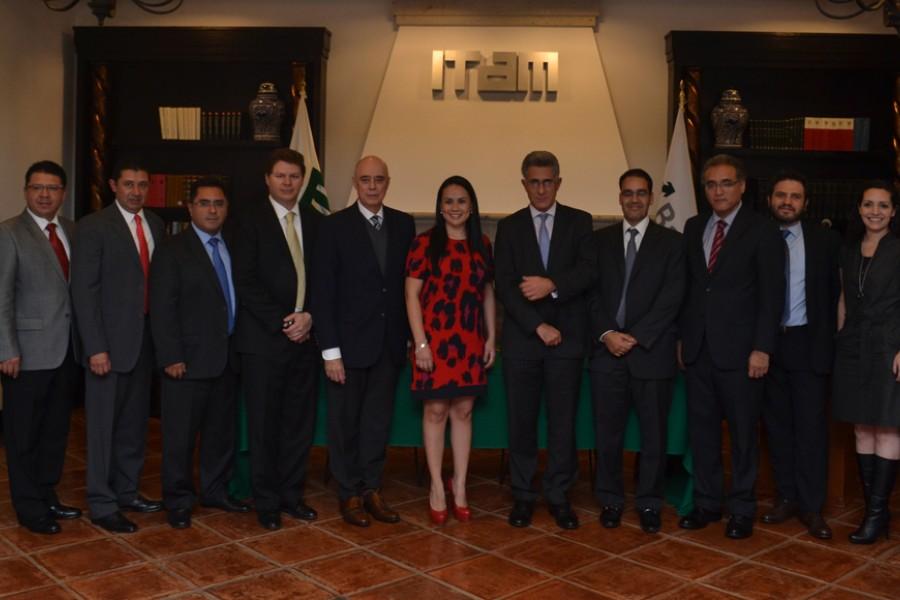 Firma de convenio ITAM-BANSEFI